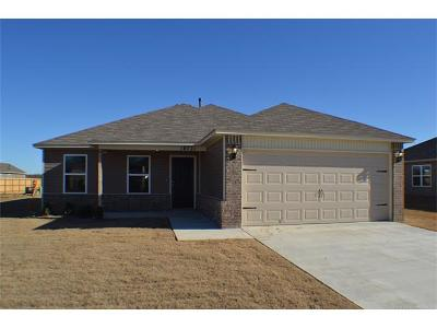 Owasso Single Family Home For Sale: 10721 N 100th East Avenue