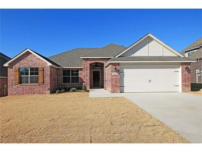 Bixby Single Family Home For Sale: 14350 S Toledo Avenue