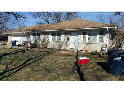 Ada OK Single Family Home For Sale: $130,000