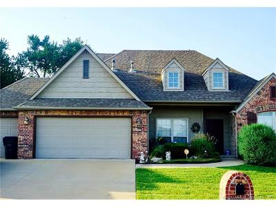 Owasso Single Family Home For Sale: 12209 E 70th Street North