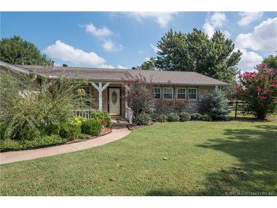 Collinsville Single Family Home For Sale: 11915 E 123rd Street North