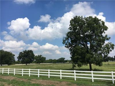 Bixby Residential Lots & Land For Sale: S 145th East Avenue