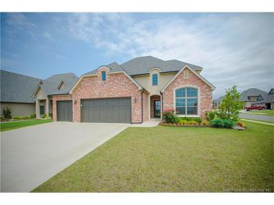 Jenks Single Family Home For Sale: 12921 S Ash Street