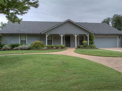Bixby Single Family Home For Sale: 10112 E 118th Street S