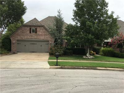 Owasso Single Family Home For Sale: 9705 E 90th Court North