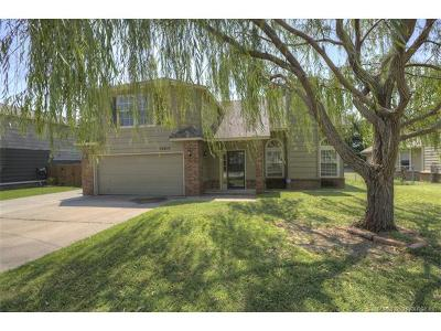 Owasso Single Family Home For Sale: 12415 E 90th Street North