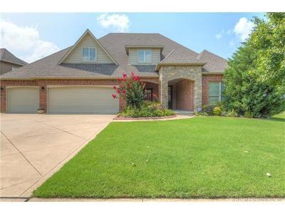 Broken Arrow Single Family Home For Sale: 1315 W Ulysses Street