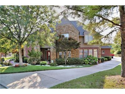 Tulsa Single Family Home For Sale: 9938 S 78th East Avenue
