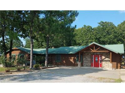 Cookson OK Single Family Home For Sale: $300,000