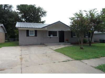 Sand Springs Single Family Home For Sale: 4829 Bahama Avenue