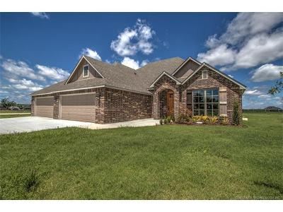 Skiatook Single Family Home For Sale: 3971 E 127th Place N