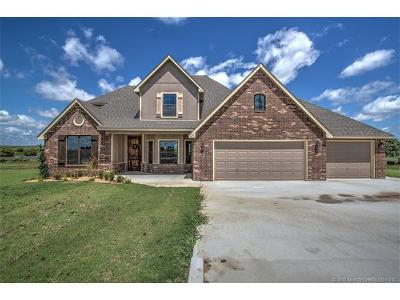 Skiatook Single Family Home For Sale: 4439 E 130th Place N