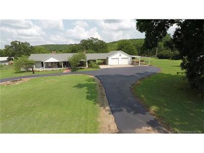Bixby Single Family Home For Sale: 17099 S 157th East East Avenue