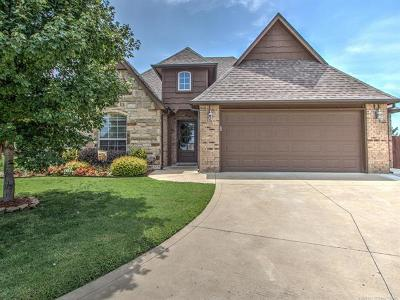 Glenpool Single Family Home For Sale: 14562 Courtney Drive
