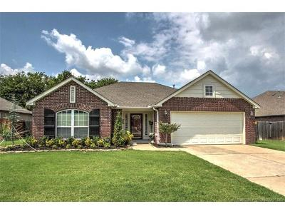 Sand Springs Single Family Home For Sale: 5224 Barr Drive
