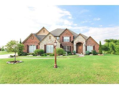Owasso Single Family Home For Sale: 6573 Deer Ridge Court