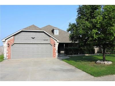 Collinsville Single Family Home For Sale: 11727 N 115th East Avenue