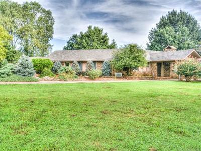 Bixby Single Family Home For Sale: 14001 E 161st Street S