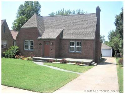 Osage County, Rogers County, Tulsa County, Wagoner County Single Family Home For Sale: 1920 S Gary Place