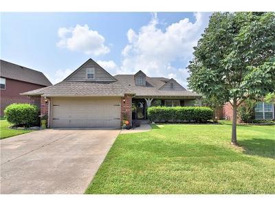 Owasso Single Family Home For Sale: 11604 E 104th Street North