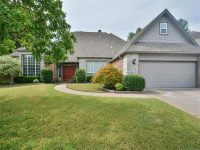 Tulsa Single Family Home For Sale: 5512 E 87th Street