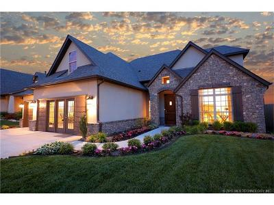 Broken Arrow Single Family Home For Sale: 3606 S Fir Boulevard