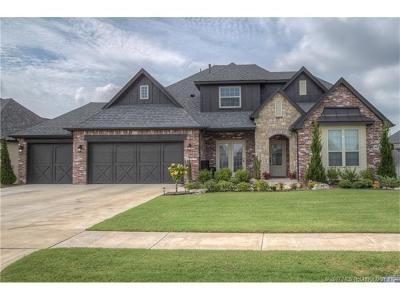 Jenks Single Family Home For Sale: 310 W 128th Street S