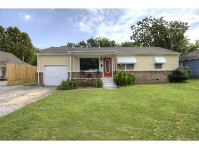 Owasso Single Family Home For Sale: 411 S Birch Street