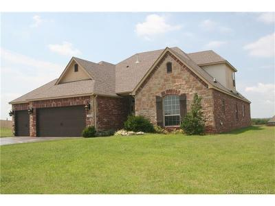 Skiatook Single Family Home For Sale: 14454 N Sandstone Avenue