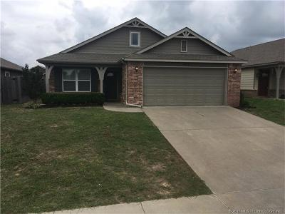 Jenks Single Family Home For Sale: 4012 W 104th Street S