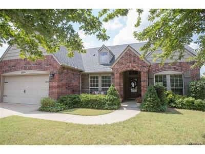 Jenks Single Family Home For Sale: 11724 S Umber Street