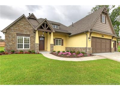 Jenks Single Family Home For Sale: 2007 W 110th Court S