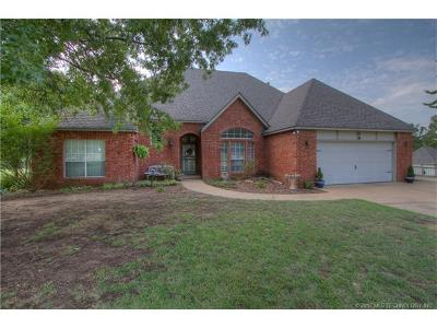 Sapulpa Single Family Home For Sale: 822 Countrywood Way