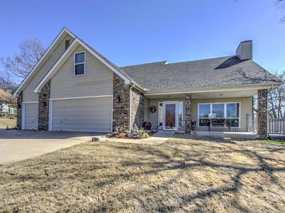 Sand Springs Single Family Home For Sale: 135 S 176th West Place