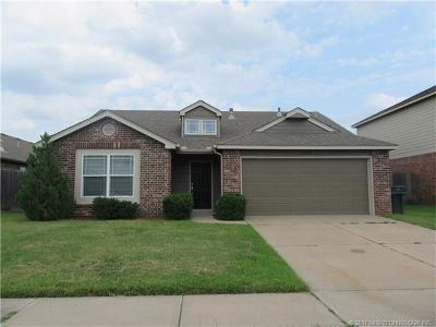 Owasso Single Family Home For Sale: 10719 N 146th East Avenue