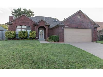 Bixby Single Family Home For Sale: 11210 S 107th East Avenue