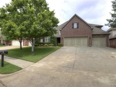 Bixby Single Family Home For Sale: 8667 E 103rd Street