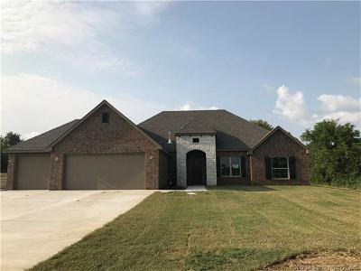 Claremore Single Family Home For Sale: 14703 Eagle Drive
