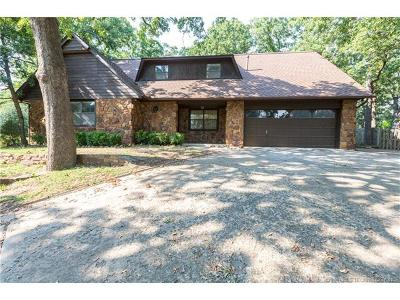 Sand Springs Single Family Home For Sale: 1107 E 10th Street