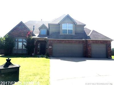 Osage County, Rogers County, Tulsa County, Wagoner County Single Family Home For Sale: 4903 S 192nd East Avenue