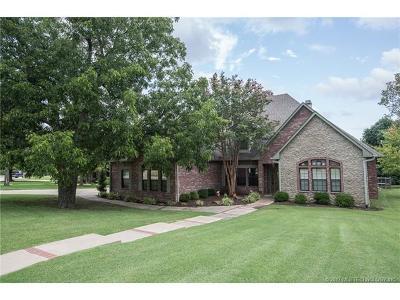 Bixby Single Family Home For Sale: 14129 S 50th East Avenue