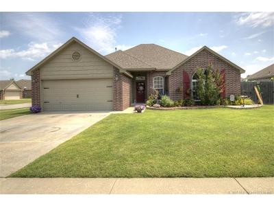 Collinsville Single Family Home For Sale: 13167 N 133rd East Avenue