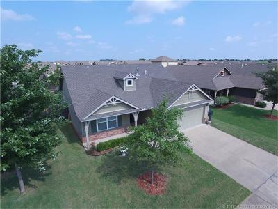 Owasso Single Family Home For Sale: 10732 N 154th East Avenue