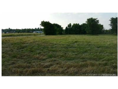 Owasso Residential Lots & Land For Sale: N 177th East Avenue