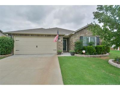 Bixby Single Family Home For Sale: 14678 S Toledo Place