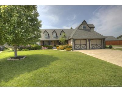 Jenks Single Family Home For Sale: 11522 S Mulberry Court