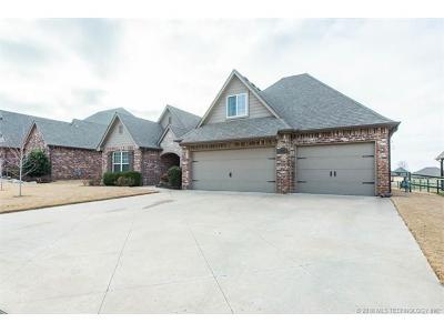 Broken Arrow Single Family Home For Sale: 1409 W Ulysses Street