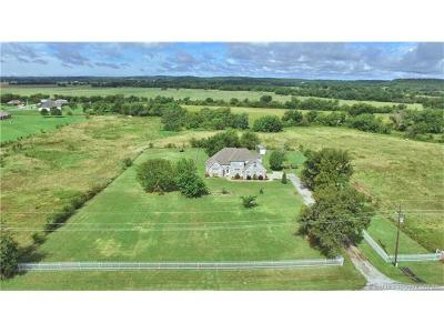 Mounds Single Family Home For Sale: 175 Hwy 75