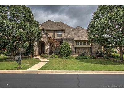 Tulsa Single Family Home For Sale: 4623 E 109th Place