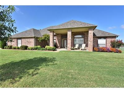 Broken Arrow Single Family Home For Sale: 8420 257th Avenue E